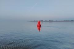 20161031 Morgens Abfahrt von Texel III