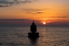 4-Sonnenaufgang im Warttenmeer