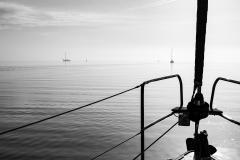 5-Kein Wind im Ijsselmeer