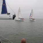 2 Boote, 1 Regatta